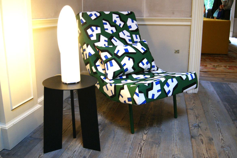Nathalie Du Pasquier Memphis HAY Sebastian Wrong London Design Festival 2013 trends pattern
