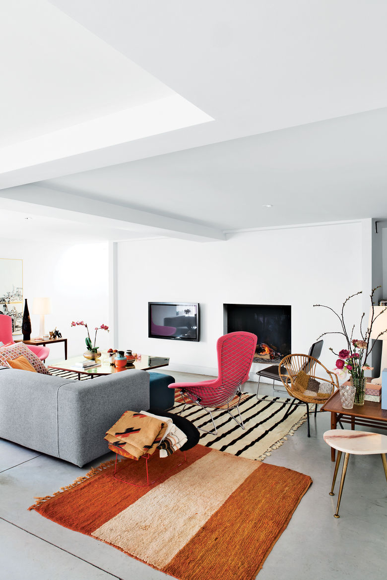 playful family home in belgium