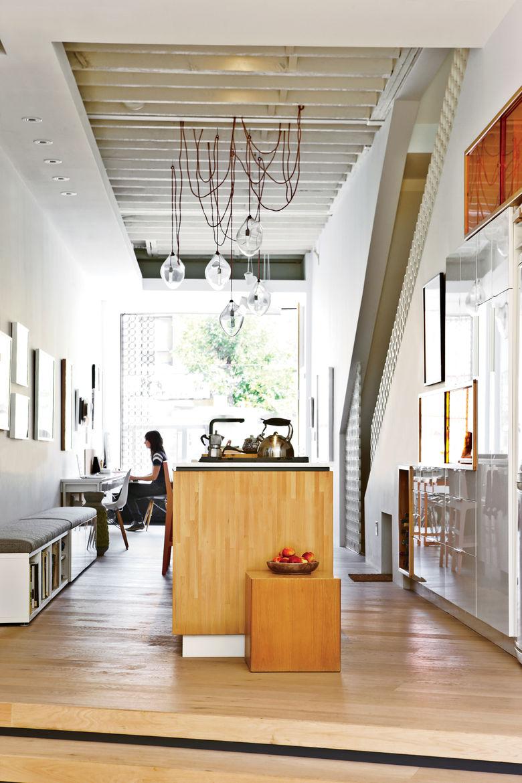 street smarts kitchen interior
