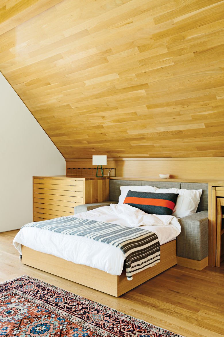 woodwork portland renovation bedroom