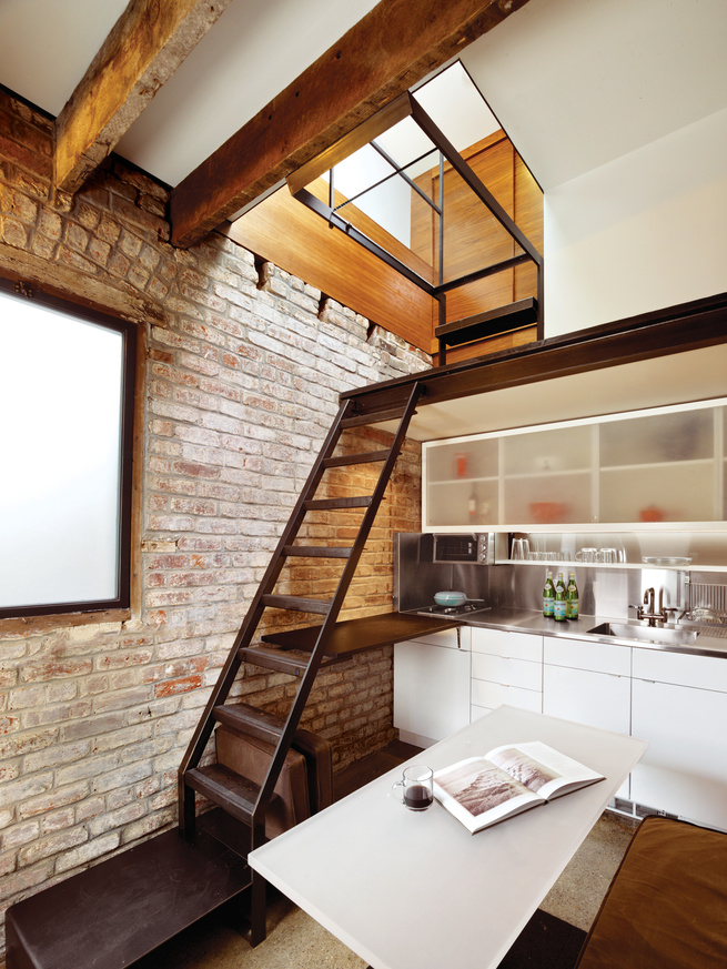 A guesthouse conversion in San Francisco