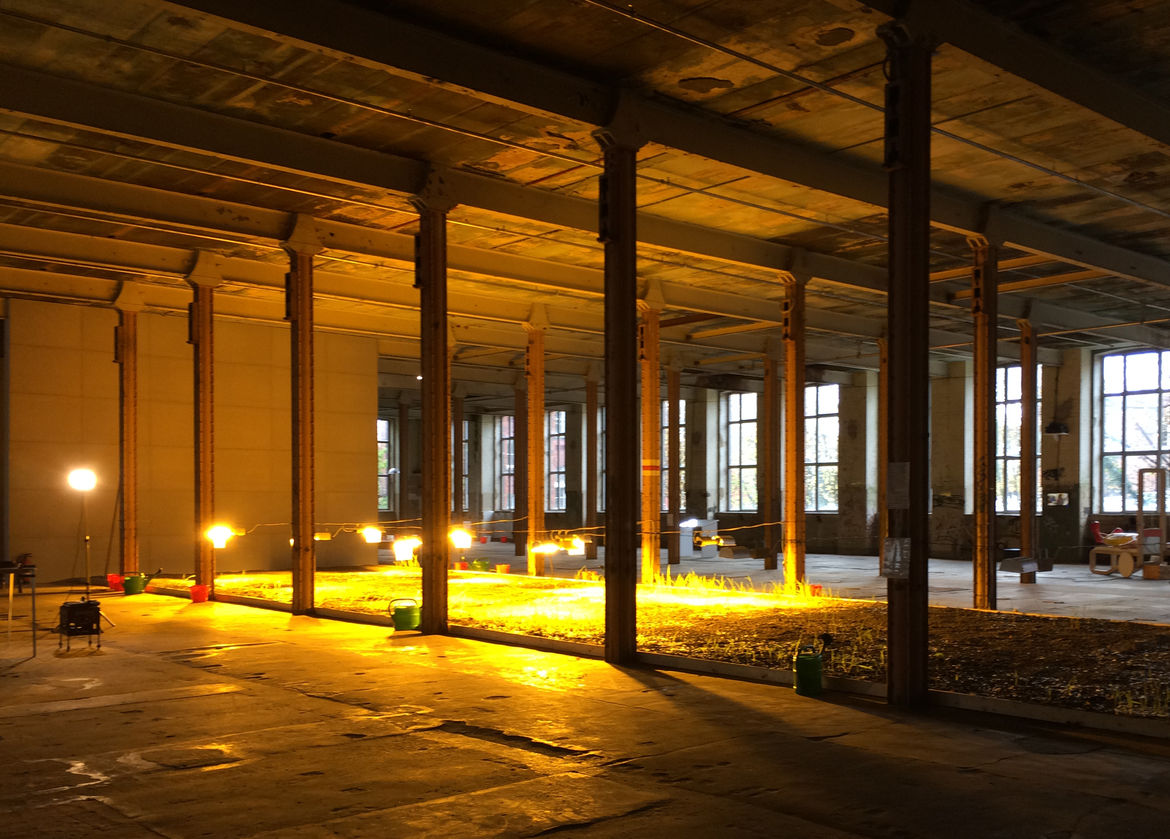 industrial space germany