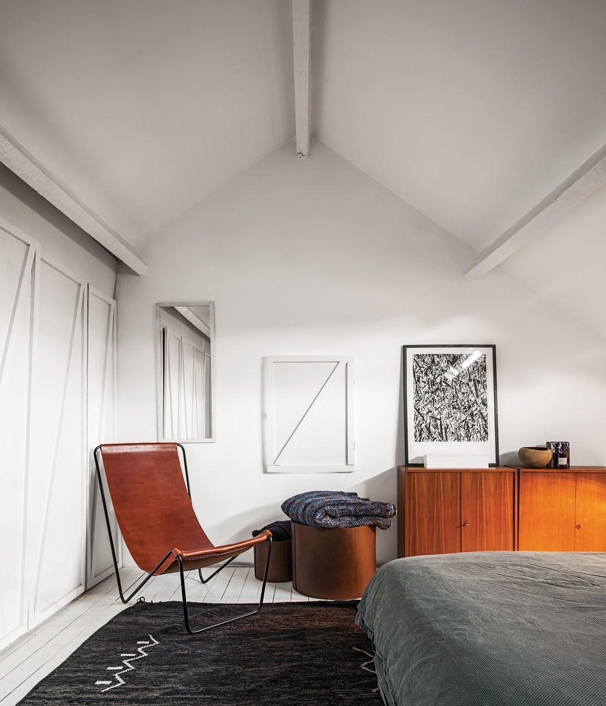 belgian renovation interior bedroom