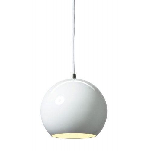 VP6 Topan Pendant Light - White