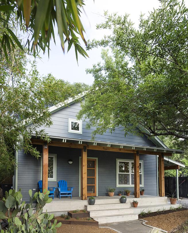 J.C. Schmeil Merzbau Design Collective renovation addition Austin Texas family home
