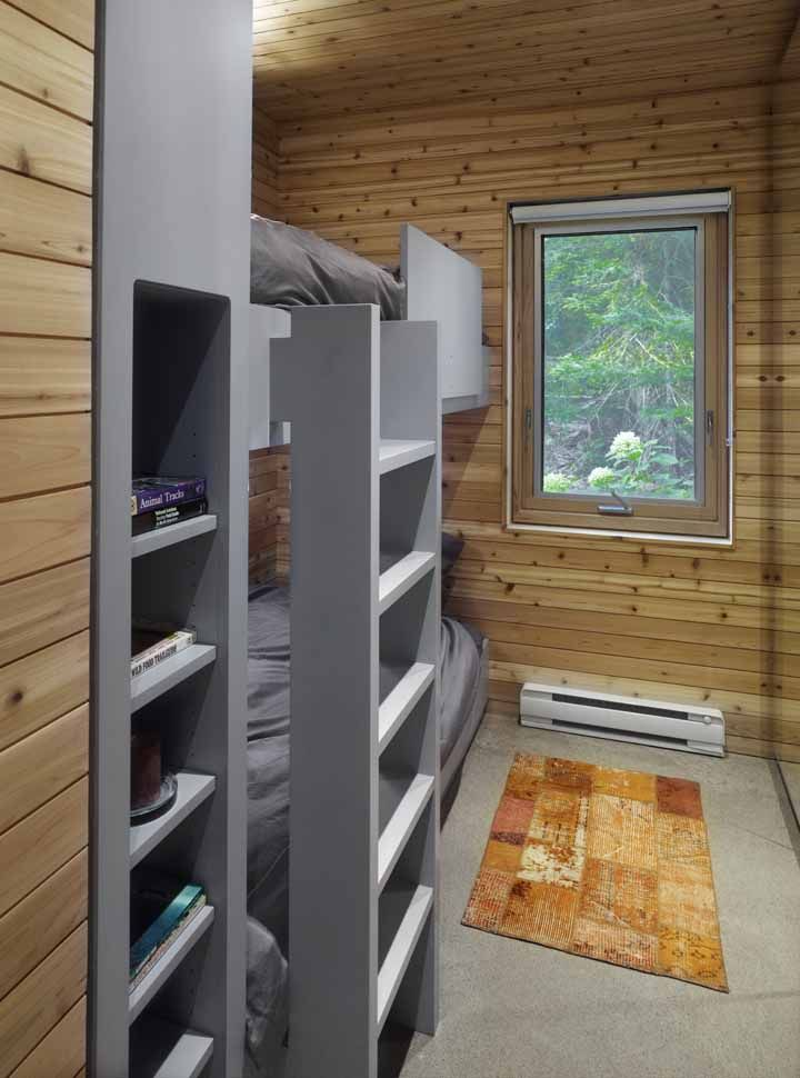 stealth cabin superkul wood canada bunk beds