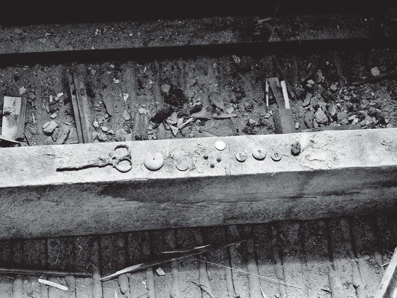 Brooklyn renovation found artifacts