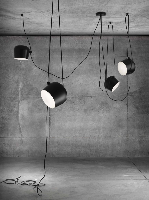 AIM lamps by Flos