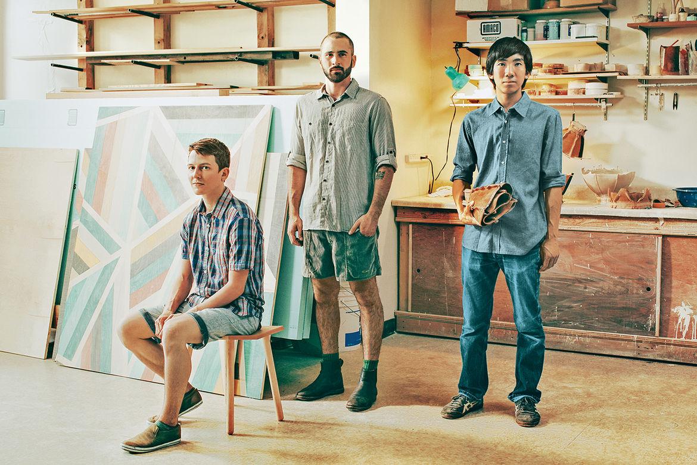 Souda design collective portrait