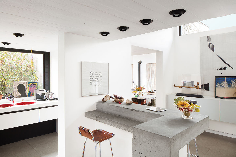 Vandemoortele Residence interior kitchen