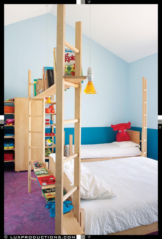 blue, wood, children