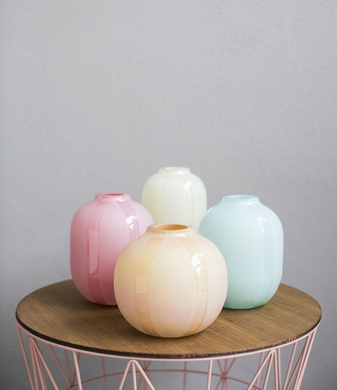 INSIDENORWAY Norwegian design Kristine Five Melvær glass vases ICFF 2014