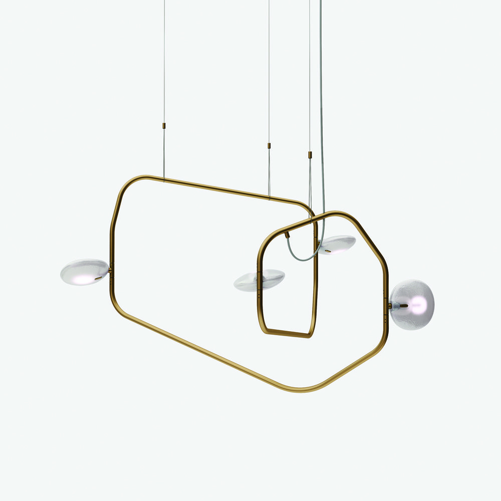 Rich Brilliant Willing lighting design New York studio ICFF 2014