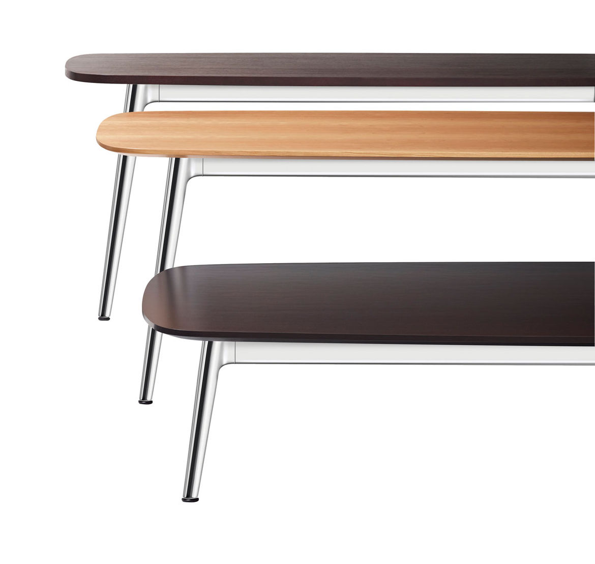 Syz Conference Table by Keilhauer at NeoCon 2014