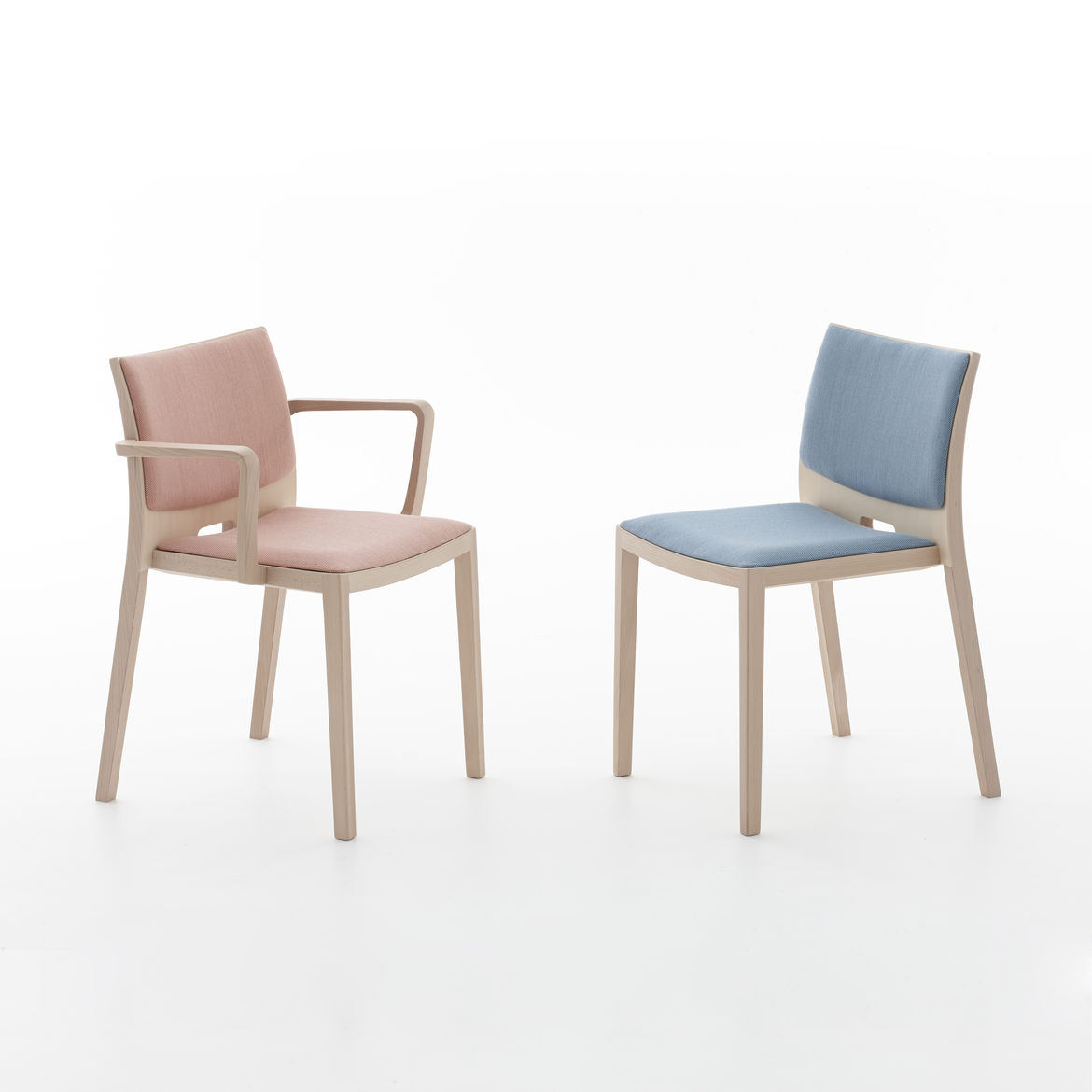 Unos Chair by Jasper Morrison for Andreau World at NeoCon 2014