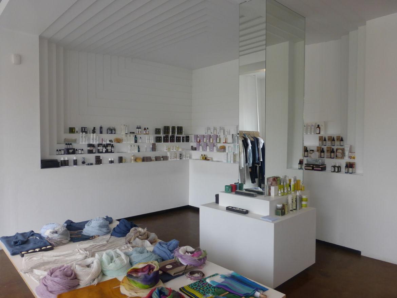Article 27 concept shop interior.