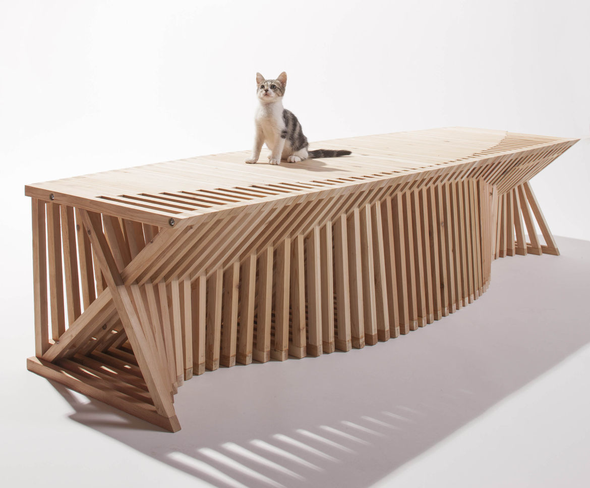 Feral Cat Shelter by Formation Association and Edgar Arcenaux