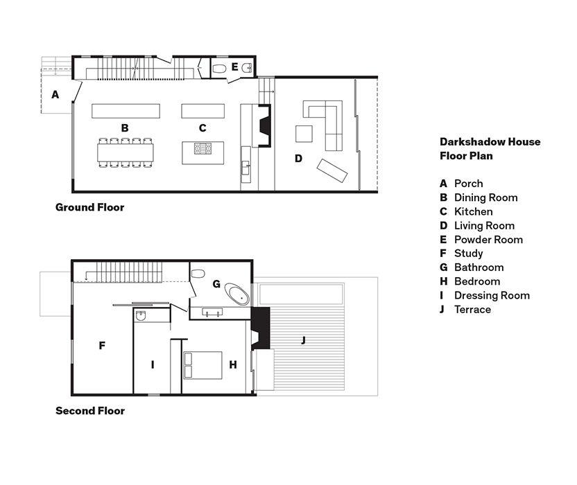 Toronto floor plan