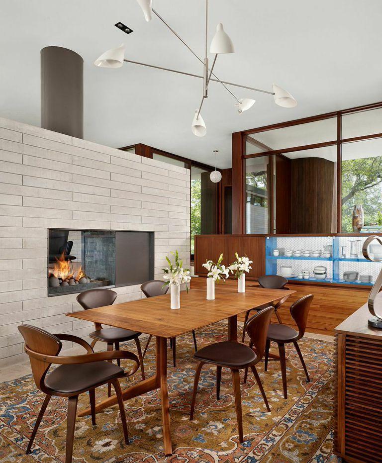A modern house in Austin, Texas