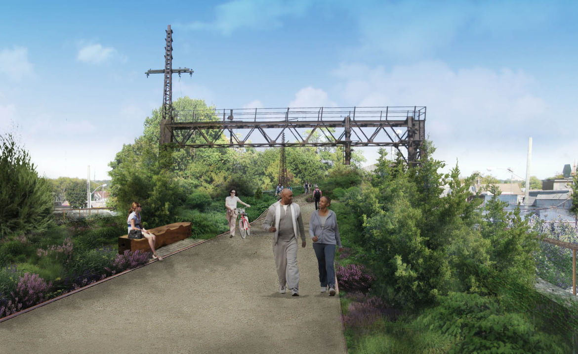 QueensWay, a High Line for Queens
