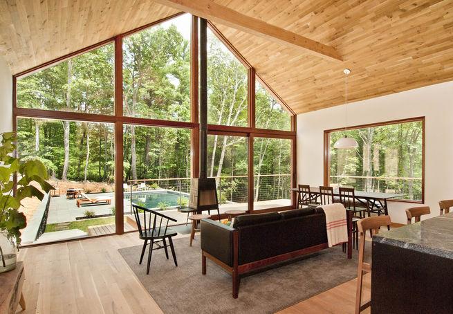 Hudson Woods, Kerhonkson, New York