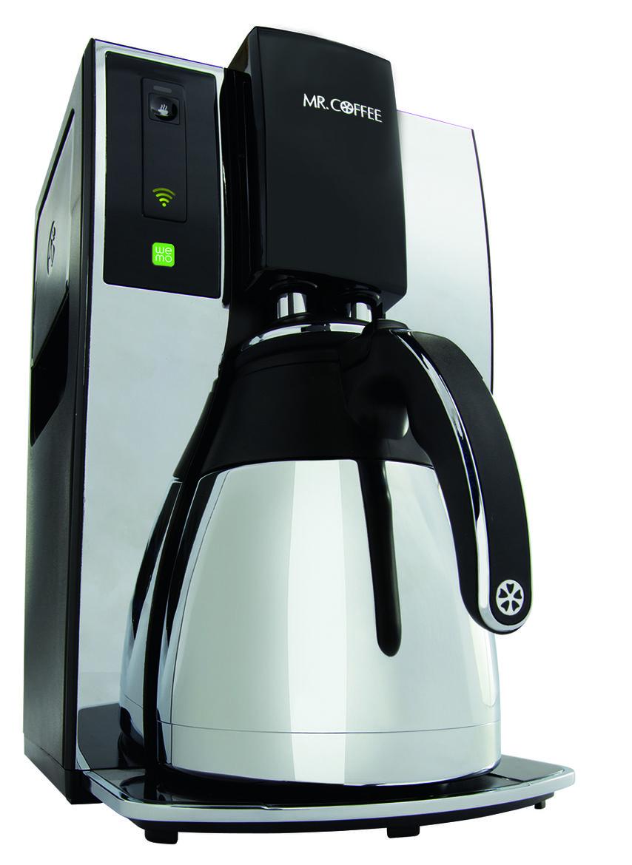 WeMo Coffee pot and maker.