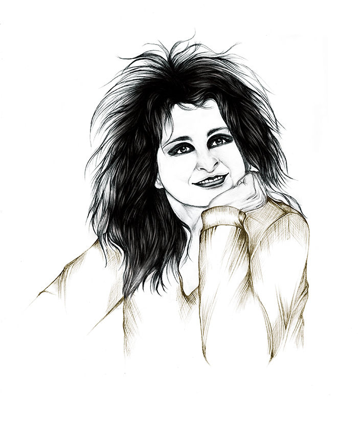 French architect and designer Odile Decq