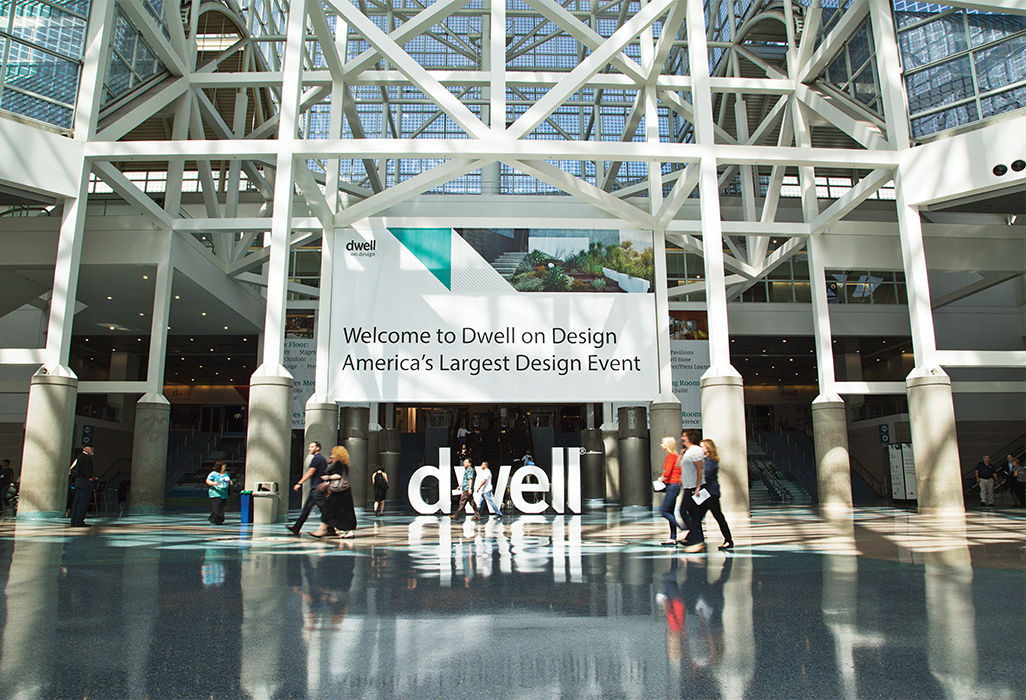 Dwell on Design LA at the Los Angeles Convention Center