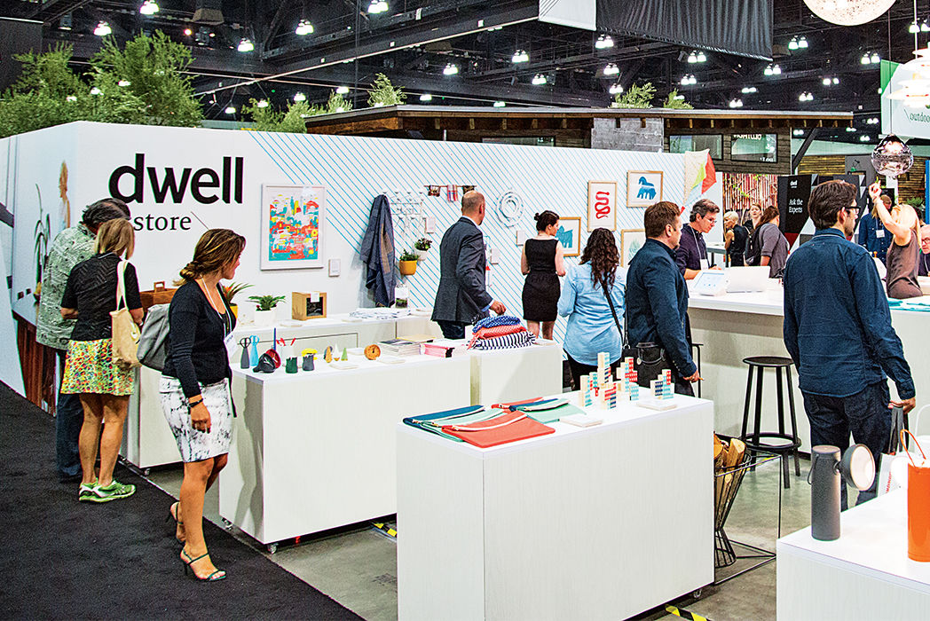First Dwell Pop-up Store at Dwell on Design LA