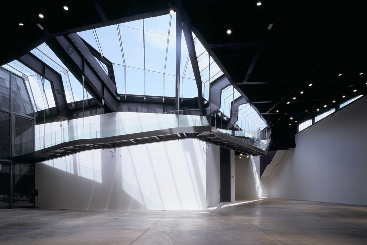 MACRO Contemporary Art Museum in Rome by Odile Decq