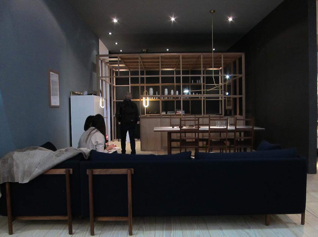 Neri & Hu concept at De La Espada for Maison Objet 2015
