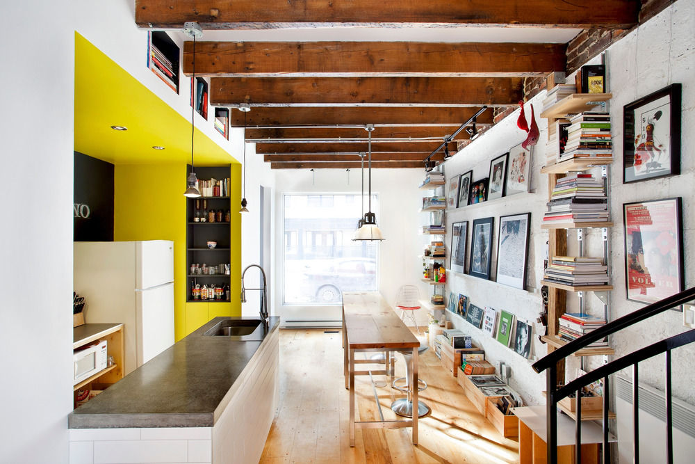 Home-office in Montreal