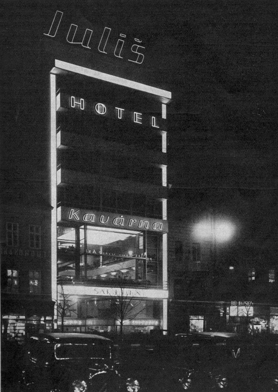 Hotel Julis, Prague
