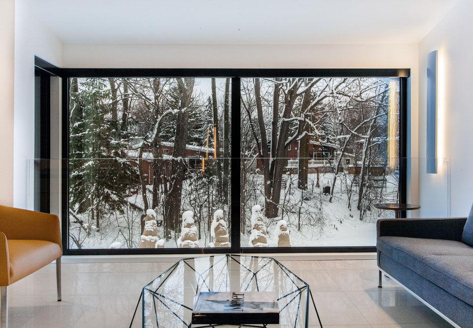 A modern renovation near Montreal
