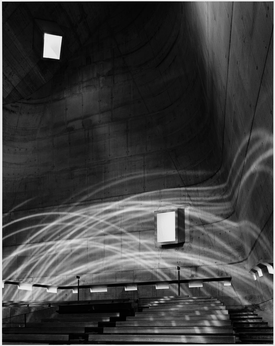 Helene Binet architectural photography Le Corbusier