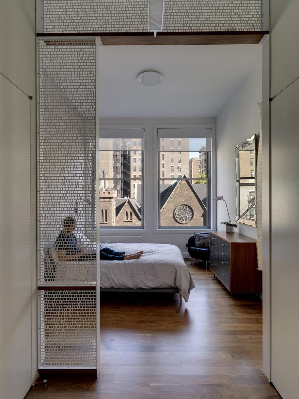 Bienstock/Sayer Family Apartment Master Bedroom