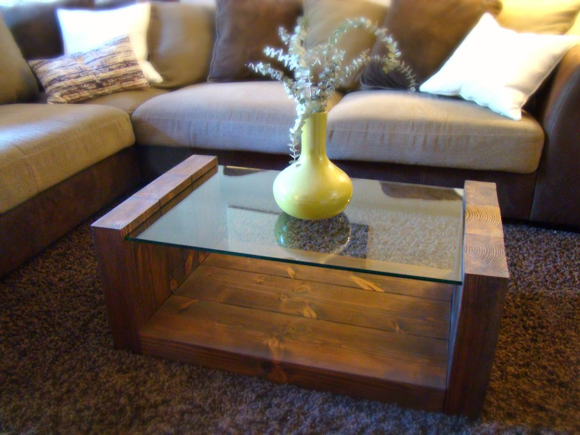 Micky Dolenz and Daughters dark walnut coffee table.