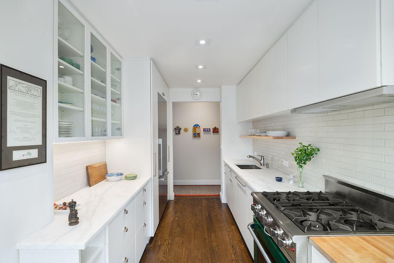 Upper East Side kitchen renovation
