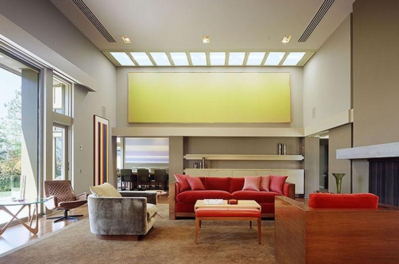1950 Harwell Hamilton Harris English House, Beverly Hills, renovated by Chu + Gooding Architects
