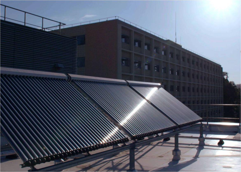 solar panels dorm UCLA