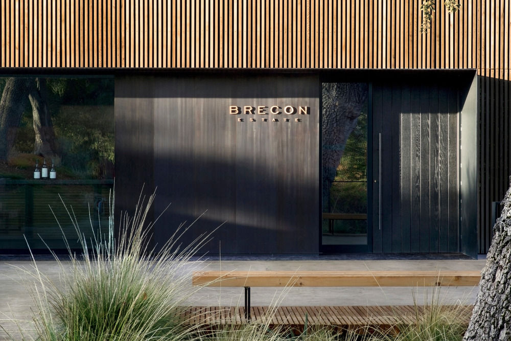 Renovated winery in Northern California