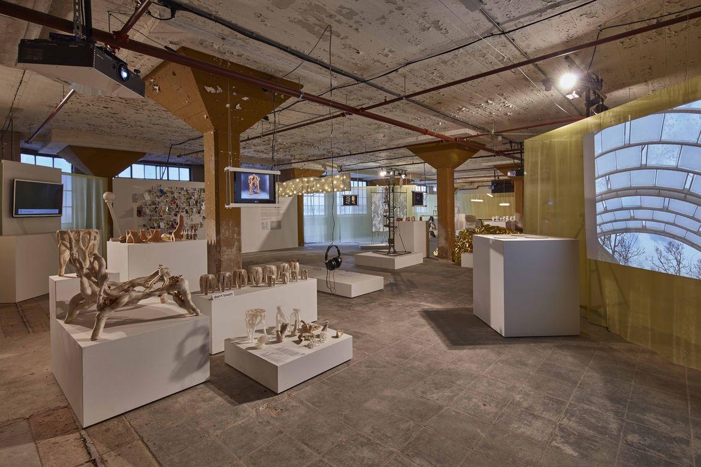 Hands Off exhibition during Dutch Design Week 2015