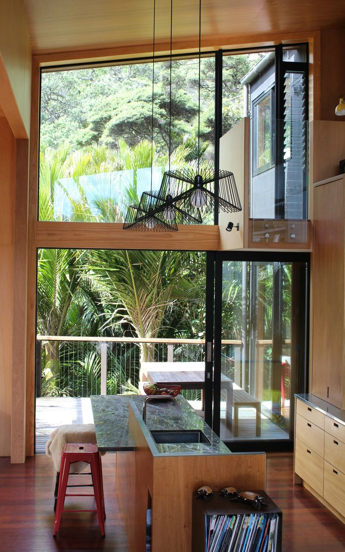 New Zealand kitchen addition.