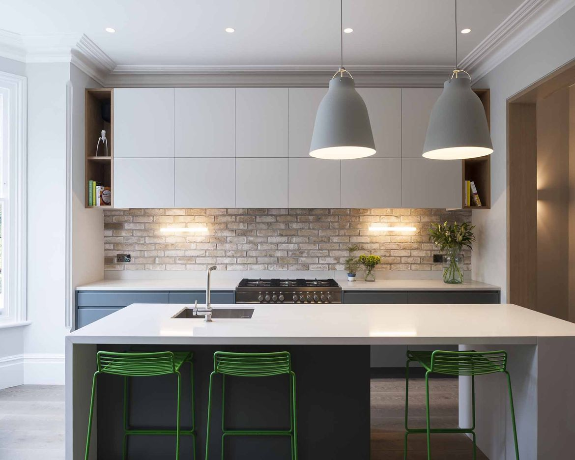 Brackenbury kitchen