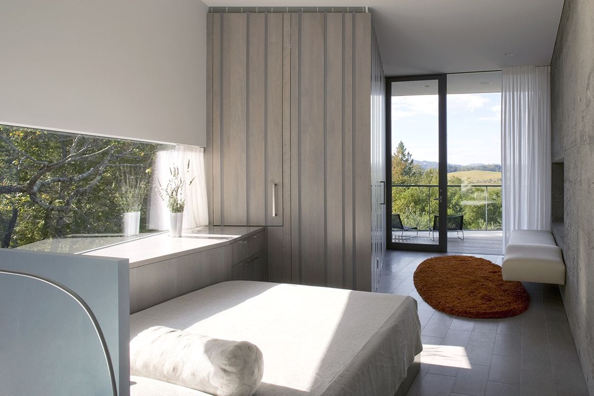 Olive Grove House bedroom