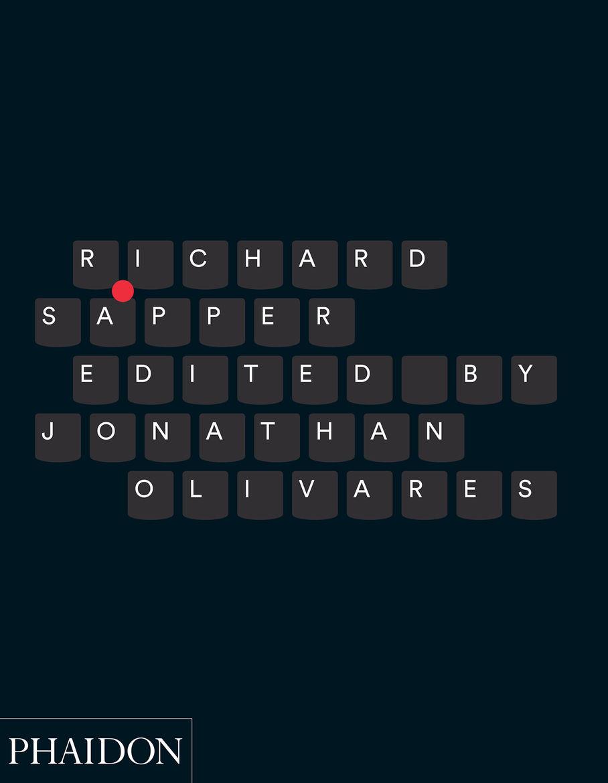 Richard Sapper monograph from Phaidon