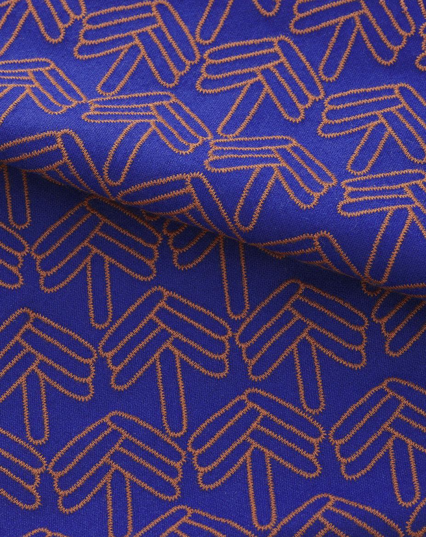 "Japanese designer Akira Minagawa's ""Stick Tree"" textile for Kvadrat"