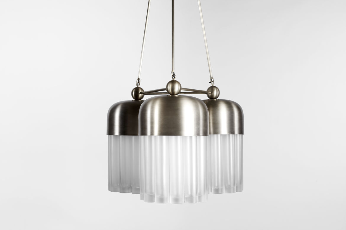 Tassle lighting collection by Apparatus