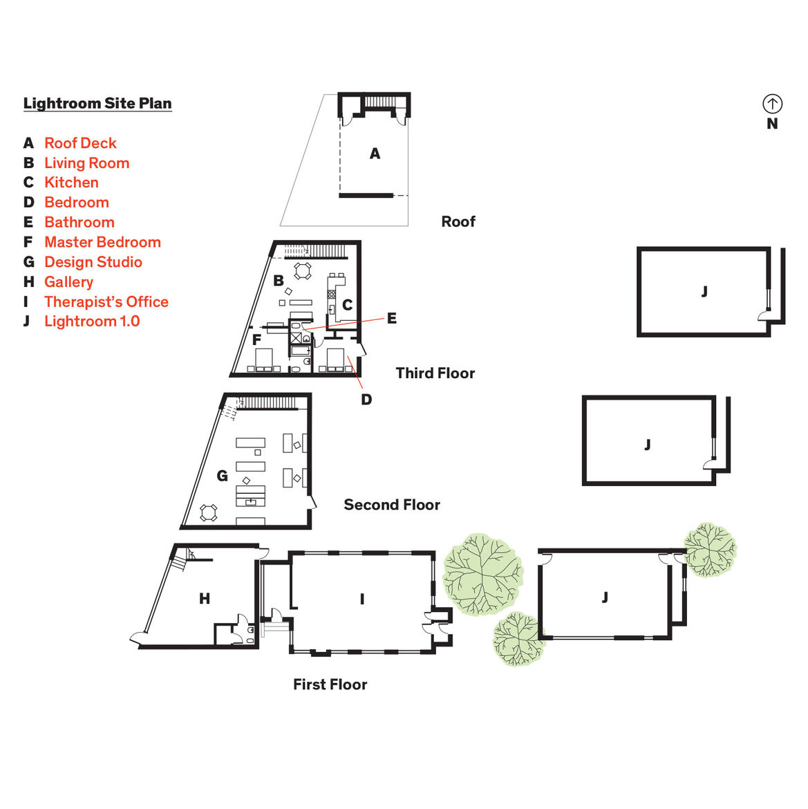 Lightroom 2.0 Floorplan