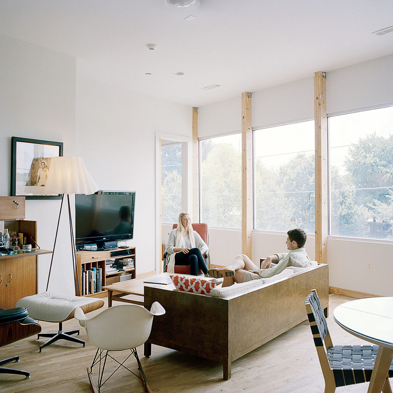 Georgia Live/Work Living Space